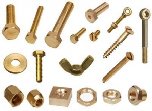 China Brass Fasteners Brass screws Fasteners Jamnagar india on sale