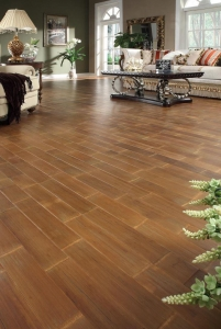 China 3-Ply Ecosolid bamboo flooring E0 grade ES-NW-FAW-3 on sale