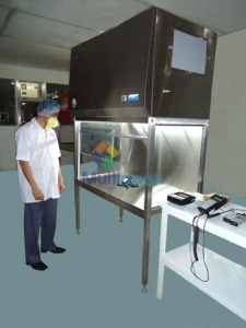 China Laminar Flow Cabinet, Vertical Laminar Air Flow Manufacturers & Exporters on sale