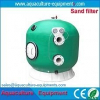China Aquaculture Sand filter equipment on sale