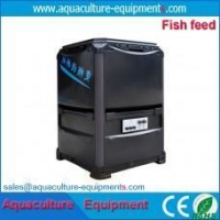 China Automatic pond fish feeder for fish aquaculture on sale