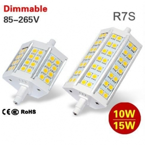 China LED Panel Light Dimmable R7S LED Outdoor Spotlight on sale