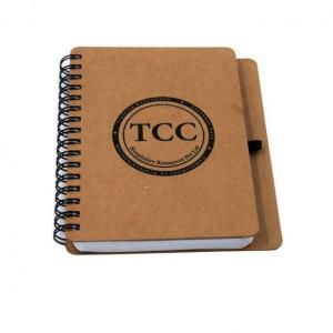 China Personal Notebook Wire-O Binding Printing High Quality Custom Cardboard on sale
