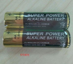 China AA Alkaline Battery on sale