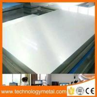 China bottom price platinum coated titanium plates on sale