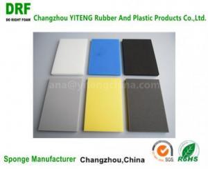 China Self adhesive PU foam sheets on sale