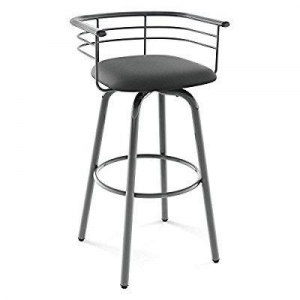 China Amisco Turbo Swivel Metal Stool on sale