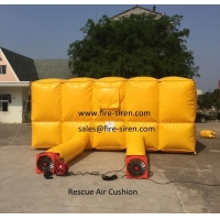China Inflatable Safety Jump Cushion on sale