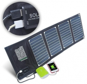 China fodable solar power pack 7w on sale