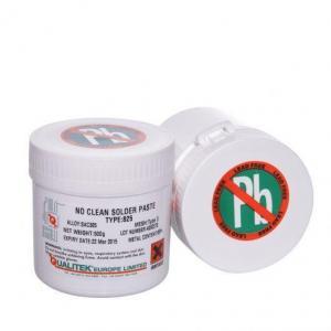 China Qualitek 825 Lead Free Solder Paste on sale