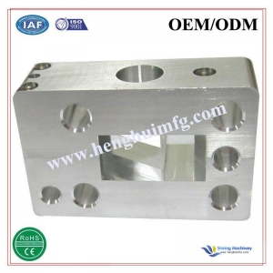 China aluminum 6061-t6 cnc milling machine part on sale