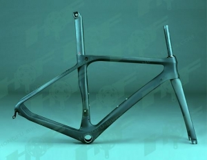 China HF-FM098 2016 NEW full carbon aero road Frame on sale