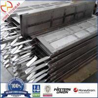 China Titanium Basket For Precious Metal Plating on sale