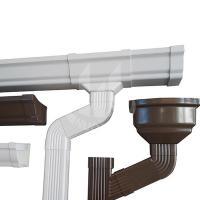 Pvc Gutter Downspouts Pvc Gutter Downspouts Manufacturers