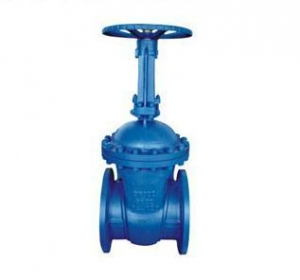 China DIN F7 Resilient Gate Valve on sale