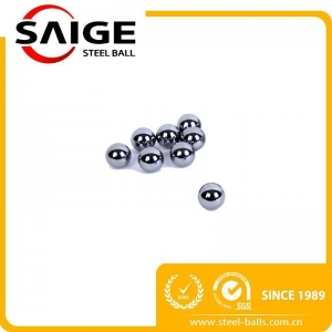 China low price carbon steel ball on sale