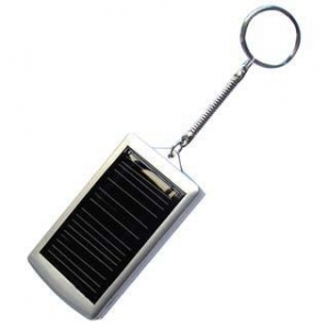 China Keychain Solar Charger on sale
