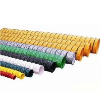 Mine Collapsible Ventilation Air Conditioning PVC Duct