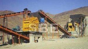 China Iron Ore Crushing Plant on sale