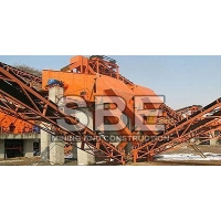 120tph Iron crushing plant will be exported to Angola