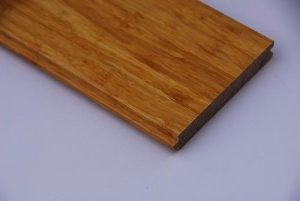 China Indoor strand woven bamboo flooring on sale