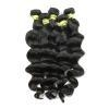 China Indian loose wave 8a Virgin Human Hair Weave Hairstyles vendor on sale