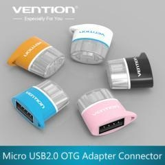 China Hot New selling Micro USB to USB OTG Adapter 2.0 Converter for Tablet PC to Flash Mouse Keyboard on sale