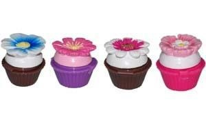 China Cupcake Shaped Lip Gloss / Lip Balm on sale