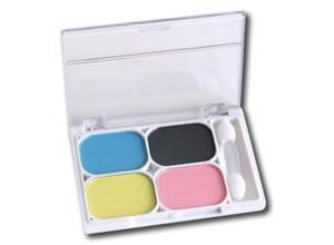 China Four Color Eye Shadow on sale