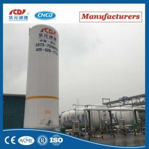 China Hot Sale LNG Refueling Station Tank on sale