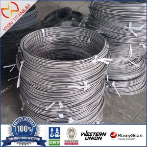 China ASTM B550 R60702 Zirconium Wire In Stock on sale