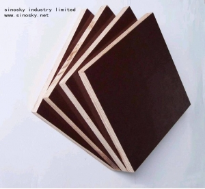 China brown film face plywood on sale