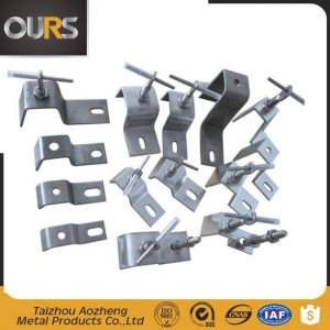 China Stainlsess Steel Z Bracket For Nature Stone Cladding And Fixing on sale