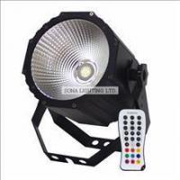 IR Remote 80w 4 IN 1 RGBW LED COB Par Wash