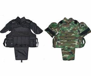 China Advanced tactical full-protective bulletproof vest BA7-T1 on sale