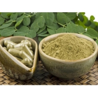 Moringa oleifera Powder--A multivitamin shot!