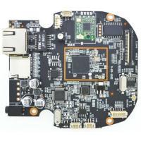 Wireless WiFi PTZ Camera Boards Hisilicon 3518E with 9712 Optional Audio And Alarm