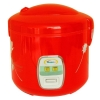 China Multi-function Red Electric Rice Cooker with Energy Saving for sale