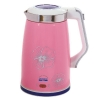 China Household Stainless Steel Electric Temperature Control Cordless Water Kettles for Family for sale