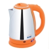 China Stainless Steel Hemisphere Car Kettle with 360 Degree Rotation Separation Design for sale