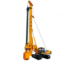 China rotary drill rig XR220DII on sale