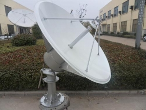 China 1.2M Ka Band EARTH STATION ANTENN on sale