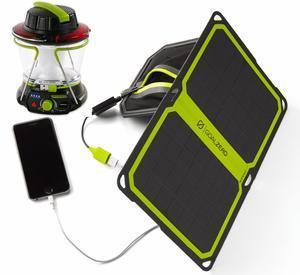 China Goal Zero Lighthouse 400 Kit - Hand Crank Lantern with Nomad 7 Plus Solar Panel on sale