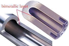 China Bi-metallic screw and barrel on sale