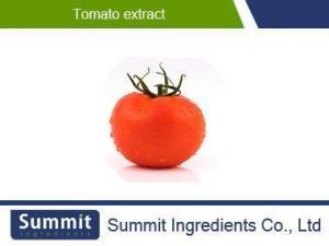 China Tomato Extract,10% Lycoypene,Solanum lycopersicum extract on sale
