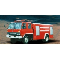 Dongfeng 145 Fire Engine Model:Dongfeng 145 Fire Engine