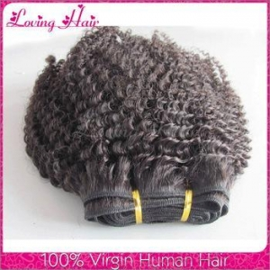 China Wholesale price brazilian afro kinky braiding hair 4c afro kinky curly human hair weave on sale