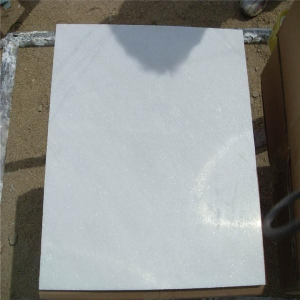 China Good Price Polishing Diamond Dolomite White Marble Stone Tile for Flooring Tile on sale
