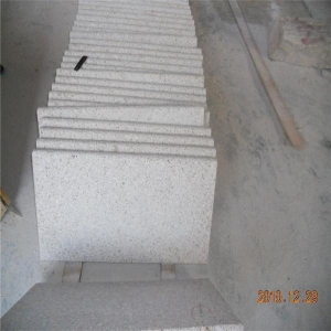 China Flamed Yellow G350 Granite Curbstone G350 Granite Kerb Stone on sale