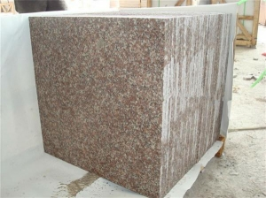 China Hot Selling Nature Stone Polished Red Granite G687 Floor Tile 600x600 800x800 on sale